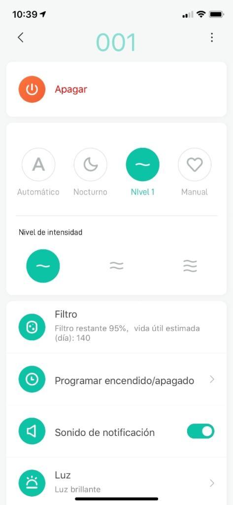 Xiaomi Home - Mi Air Purifier 3H