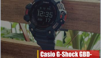 Casio G-Shock GBD-H1000 review y opinión