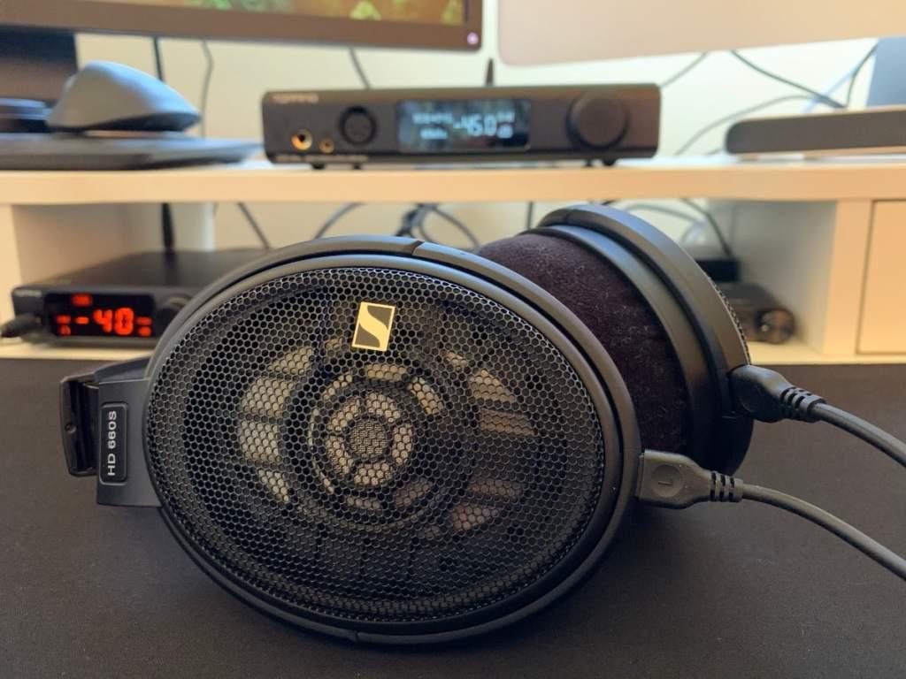Auriculares Sennheiser HD 660 S