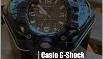 Casio G-Shock GWG-1000 - Review y opinión