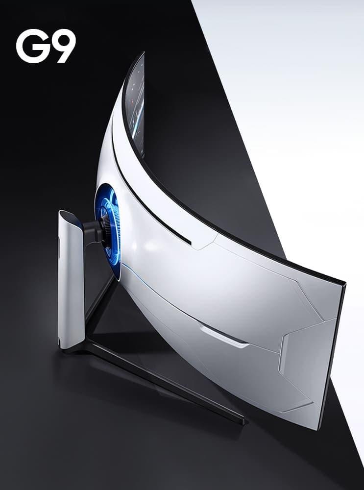 Samsung Gaming Monitor Odyssey G9