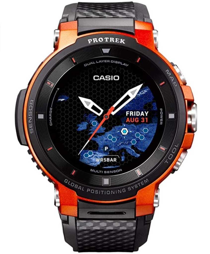 Reloj Casio ProTrek Smart WSD-F30-RGBAE