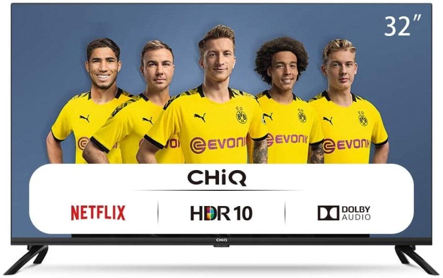 "CHiQ Televisor Smart TV LED 32"" HD"