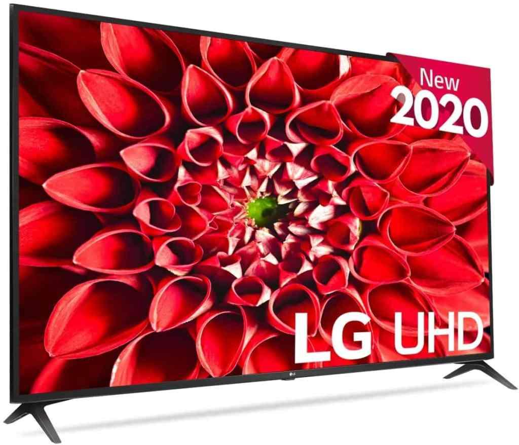 "LG 70UN7100 - Smart TV 4K UHD de 70"" con Inteligencia Artificial"