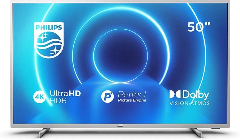 Philips 50PUS7555/12 Televisor 4K UHD de 50 pulgadas