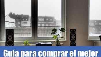 Guía para comprar el mejor equipo de sonido para casa: amplificadores HI-FI, altavoces, barras de sonido, auriculares