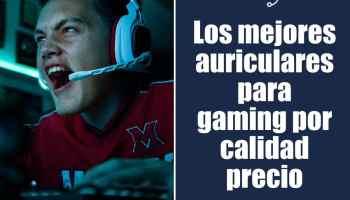 Los mejores auriculares para gaming por calidad precio