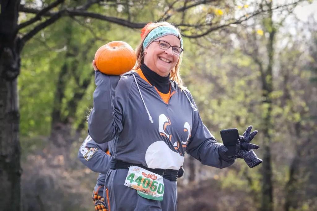 Tough Pumpkin challenge