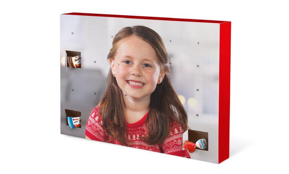 Gavepakke til barn med mye godteri