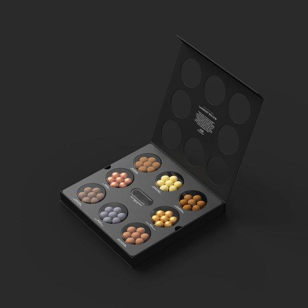 Selectionbox - en gavepakke med virkelig nydelig lakris fra Johan Bülow