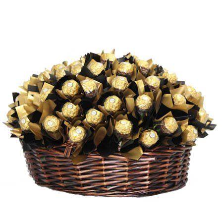 Stor Ferrero Rocher gavekurv