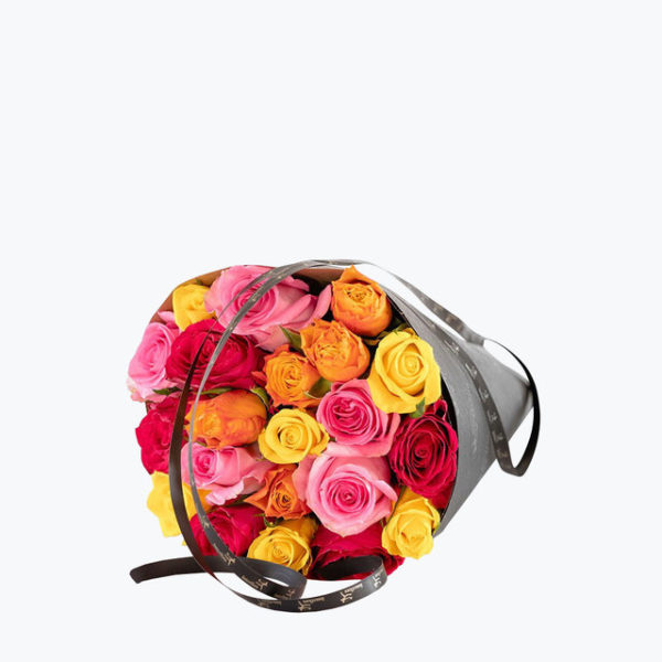 Blomstergave