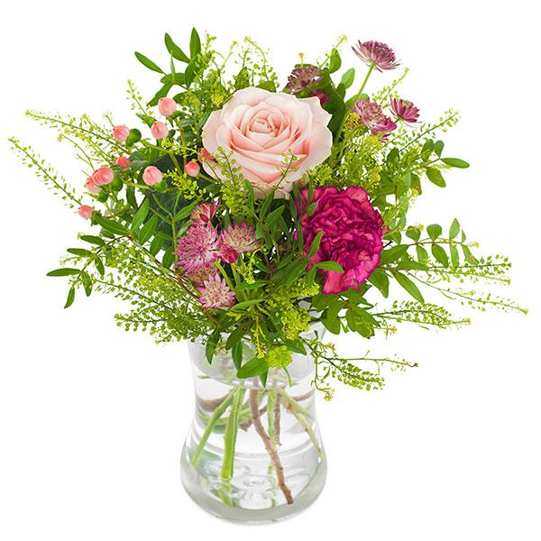 Send blomster på døra - Aprilbuketten