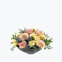 Send blomster på døra - Blomstersymfoni