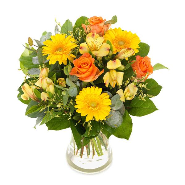 Send blomster på døra - Helios favoritt