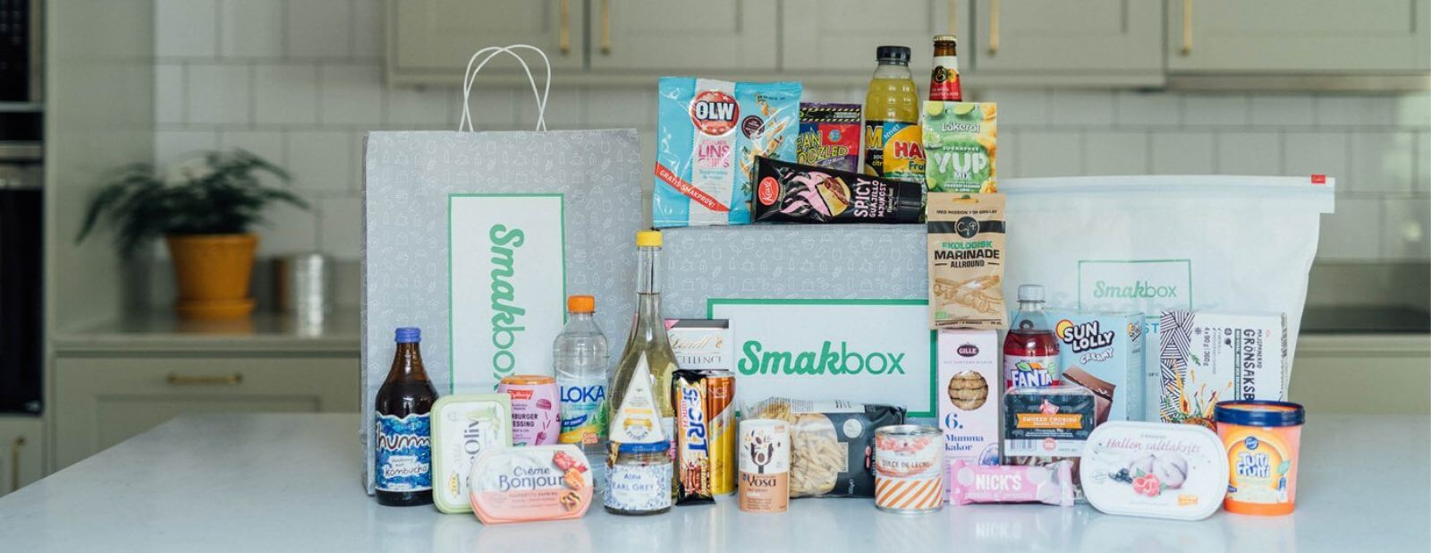 Smakbox recension av gourmandise.se