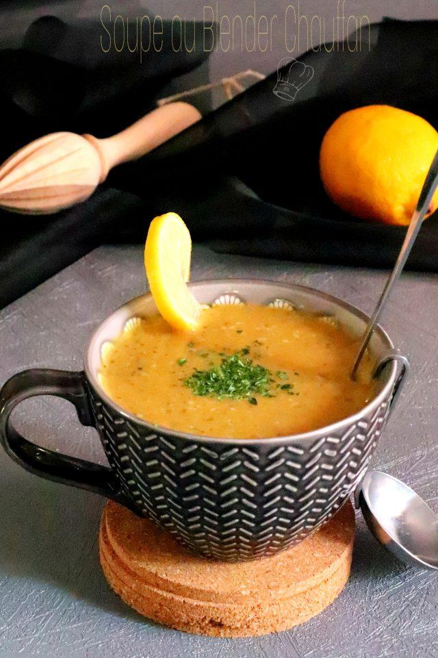 Recette Soupe Blender Chauffant : recette, soupe, blender, chauffant, Soupe, Blender, Chauffant, Gourmandise, Assia