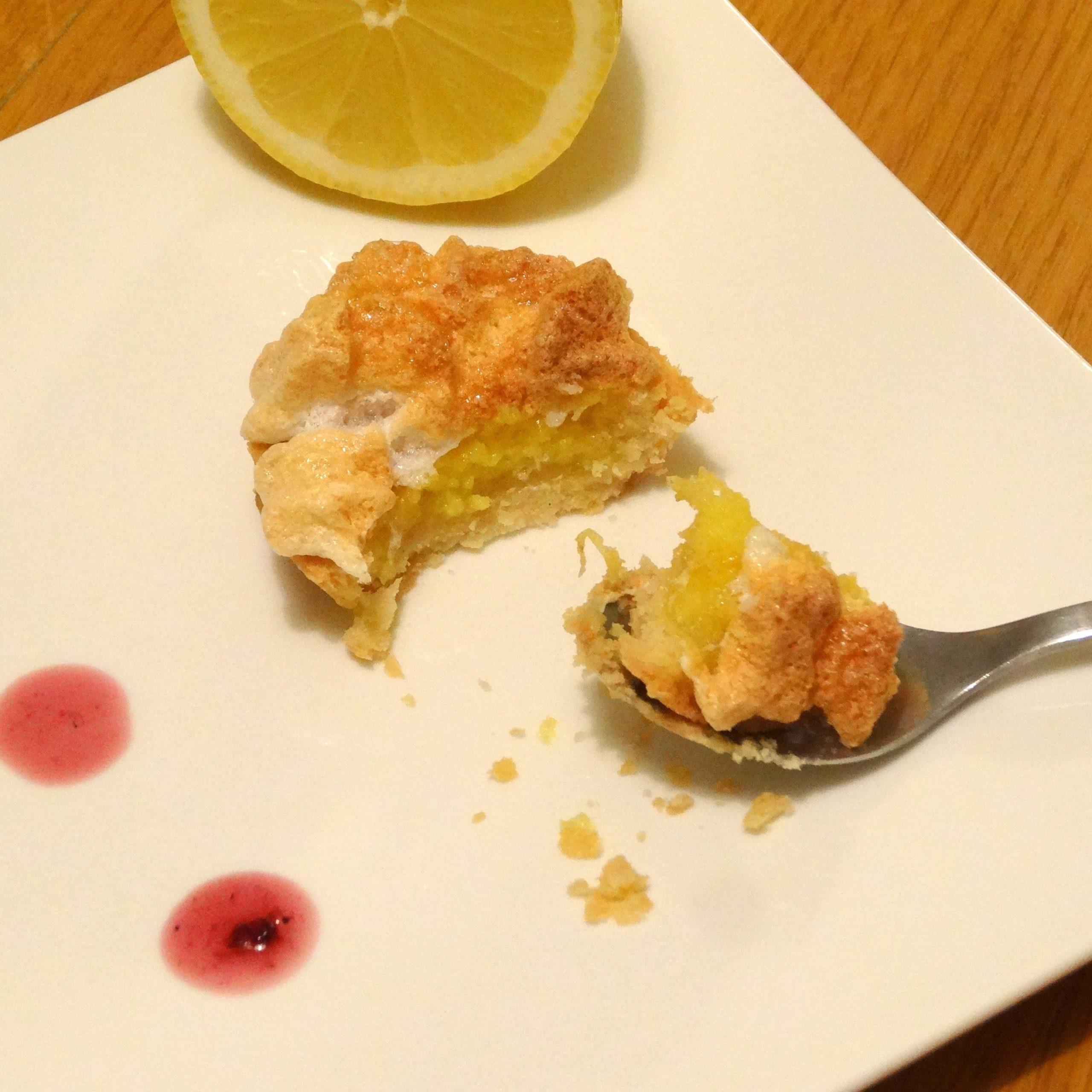 Photo de tarte au citron meringuée pour accéder à la recette