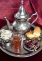 lemon mint & thé à la menthe