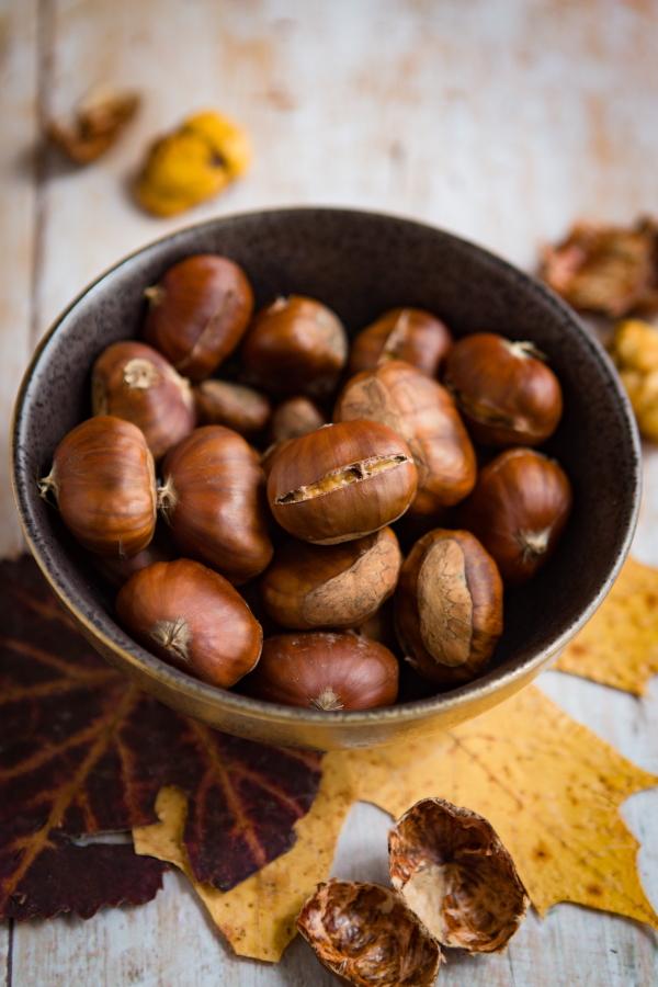 Faire Cuire Des Marrons : faire, cuire, marrons, Marrons, Chauds, Comment, Faire, Châtaignes, Grillées