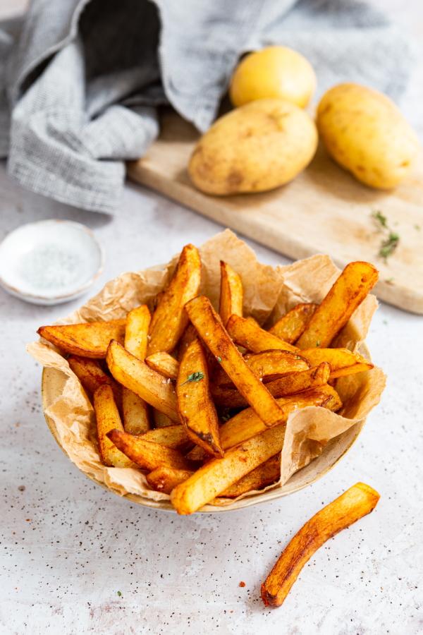 Comment Faire Des Frites Croustillantes : comment, faire, frites, croustillantes, Comment, Faire, Bonnes, Frites, Maison, Croustillantes