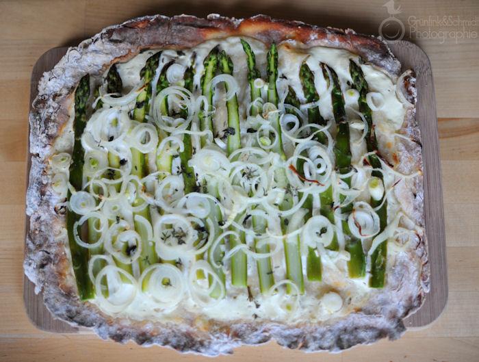 09 Gluten Free and Vegetarian Flammkuchen kl