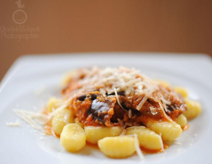 07 Spaghetti a la Norma kl