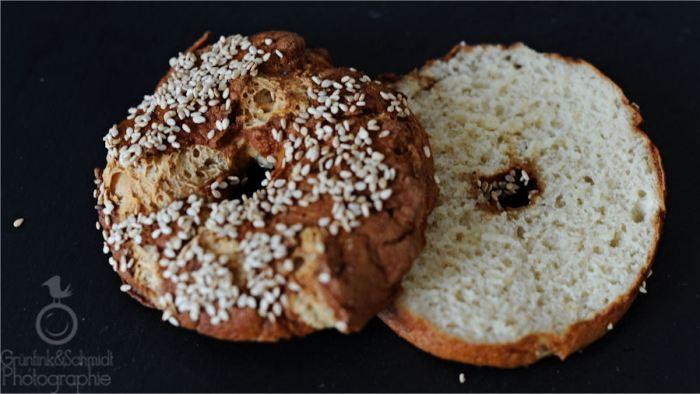 18 Gluten Free Bagels kl