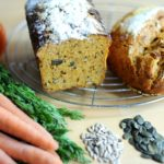 Gluten-free Sour Dough-Carrot Bread with Seeds and the Crunchiest Crust