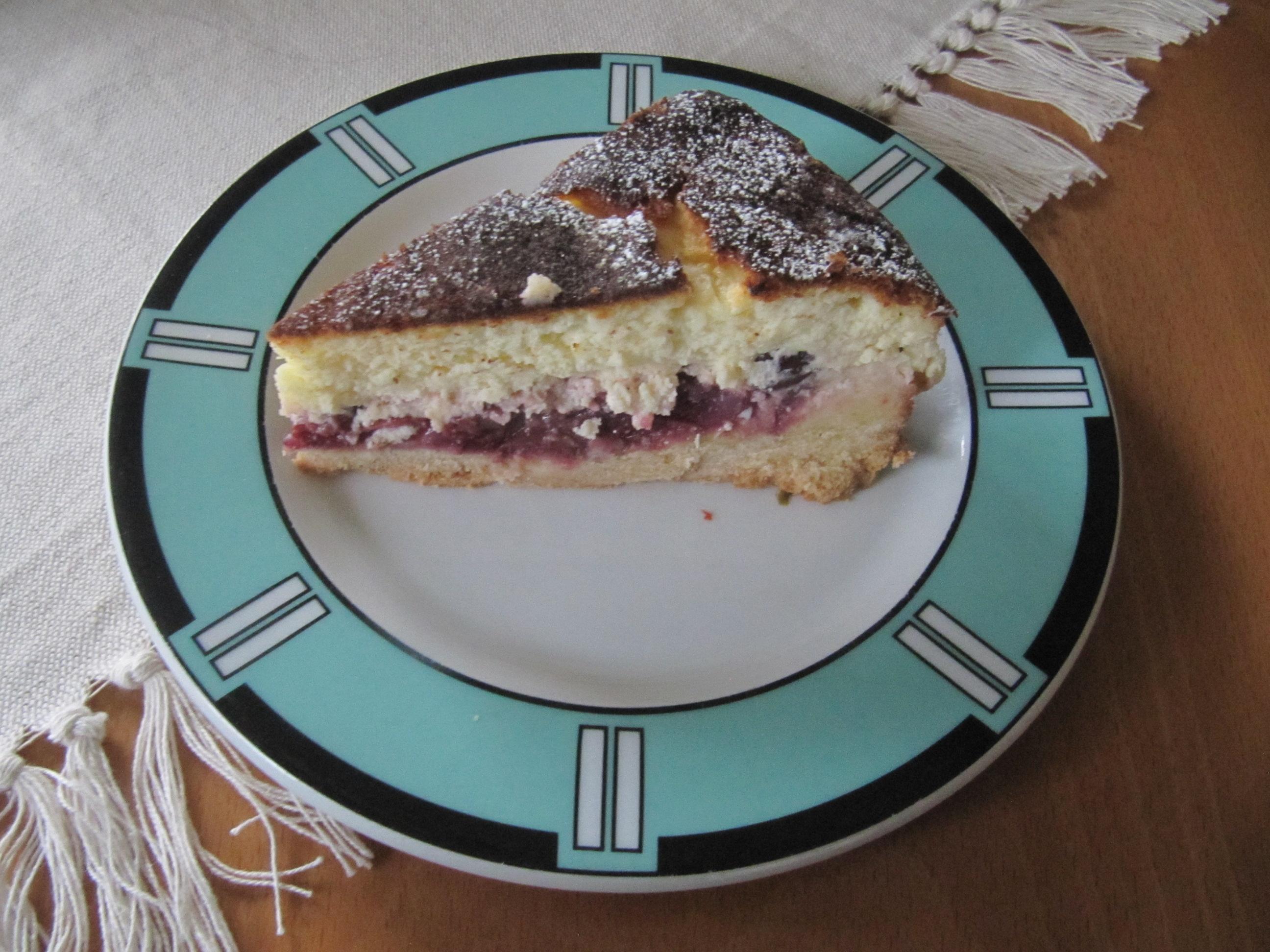 Kuchen Creme Fraiche Statt Schmand Schwedische Mandeltorte Mit