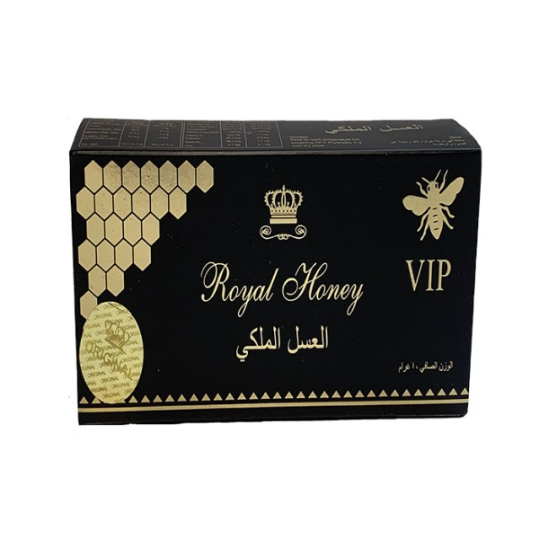 Royal Honey Mixed Herbal Paste VIP 100g 6 Sachets For Men&Women