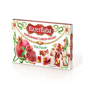 Hazer Baba Pomegranate Turkish Delight