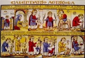 Calendario Agrícola Fuente: http://www.cecinadeleon.org/historia-cecina-leon/2-2-3-2.htm