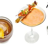 Limited Edition Japanese Cocktails at Bar Stories From Feb 17 to Mar 9