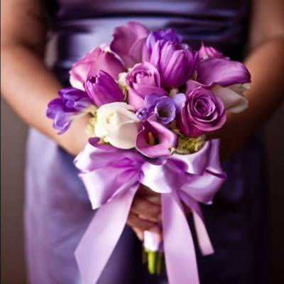 """Pantone calls it """"a captivating, magical, enigmatic purple…that emanates great joy, love and health."""" Which we think is getting, well, a little """"flowery."""""""