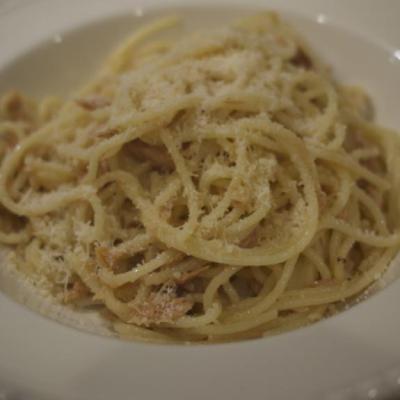 Pasta Al Tonno – Pasta w/Tuna