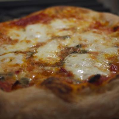 """Pizza – """"Real Pizza Napolitana"""""""