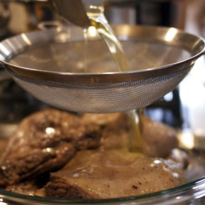 Preparation of Duck Confit – Confit de Canard