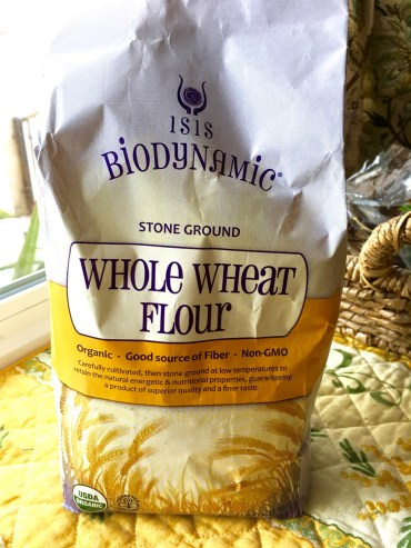 Biodnamic Whole Wheat flour