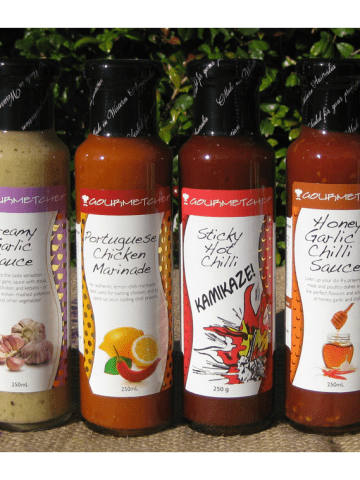 250 g Speciality Sauces