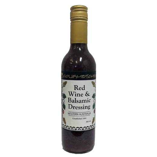 Red Wine and Balsamic Dressing 360 mL