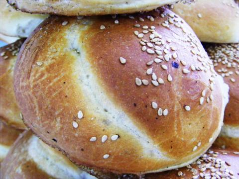 Mexican breads history cemites