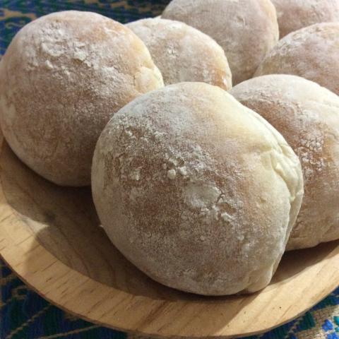 Mexican breads pambazo history