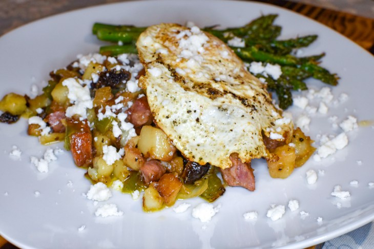 30 Minute Meal: Southern Sausage & Pepper Hash