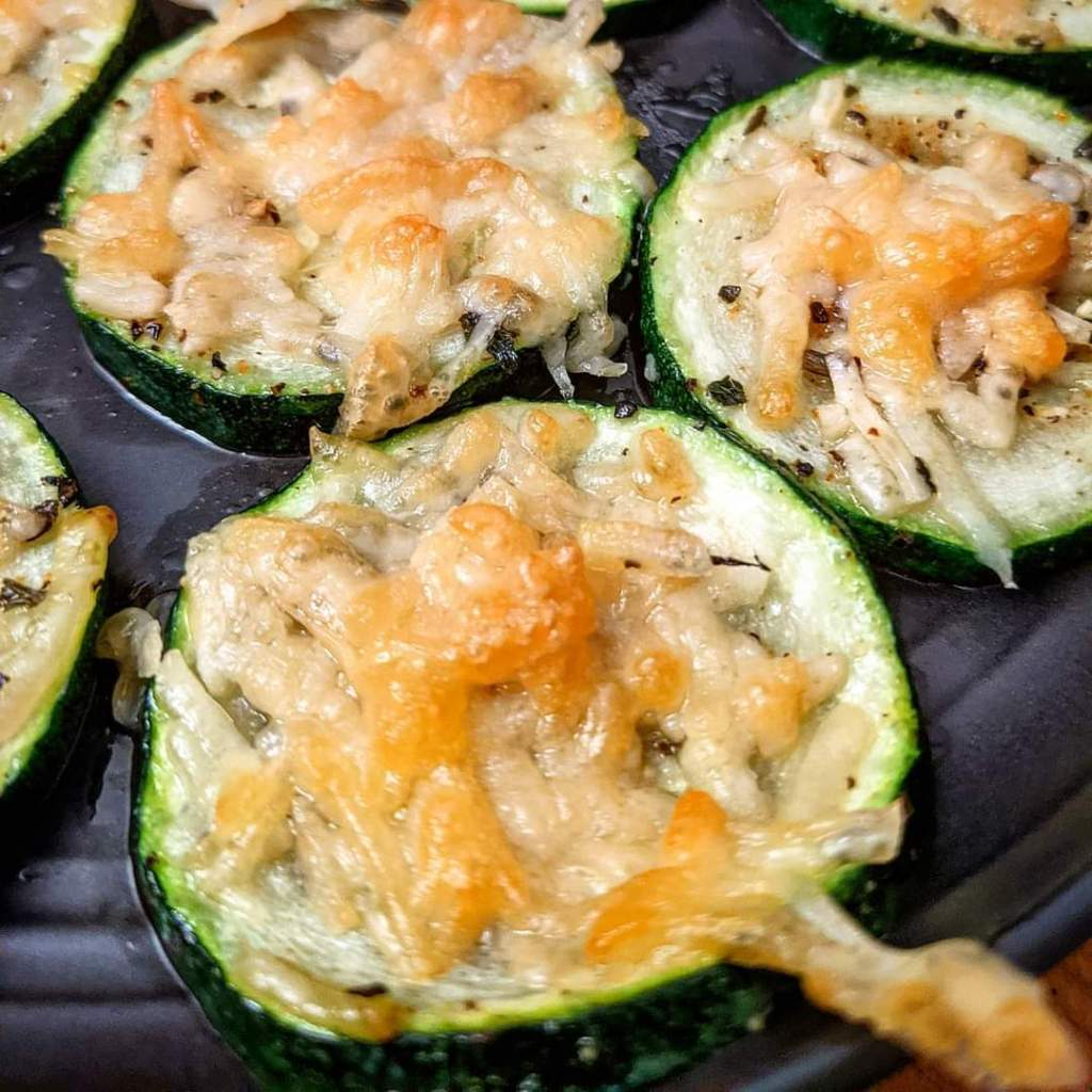 air fryer zucchini