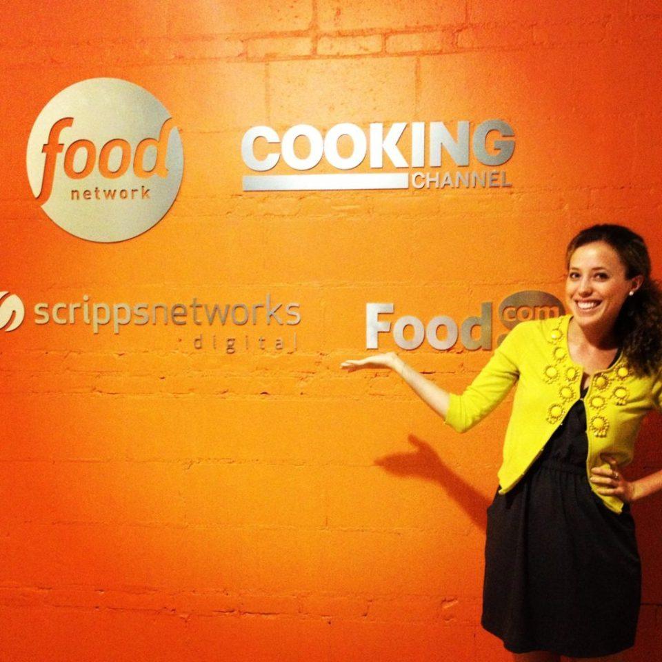 Gourmet Gab - How to Get a Food Network Internship