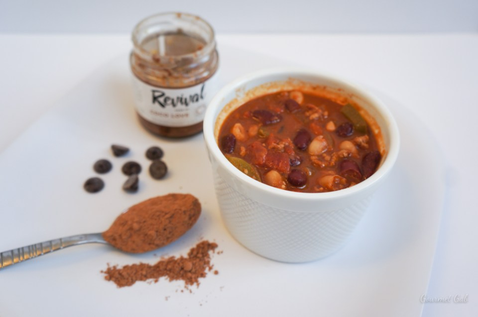 Gourmet Gab Coco Almond Butter Chili