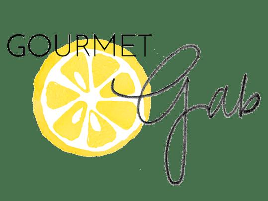 Gourmet Gab | Gabriela Rodiles Logo