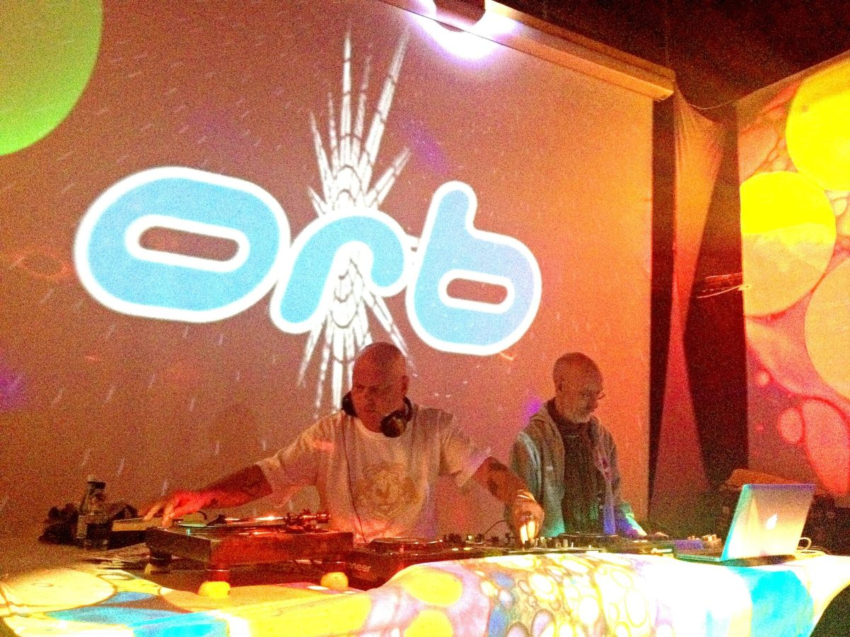 The Orb 25th Anniversary, The Trades Hebden Bridge