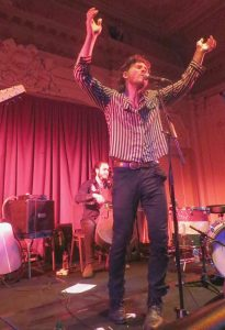 Simone Felice sings at Bush Hall